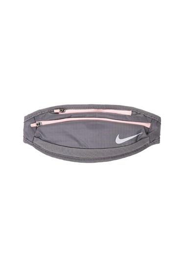 Nike Bel Çantası Gümüş